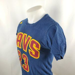 Adidas LeBron James Cleveland Cavaliers T-Shirt S